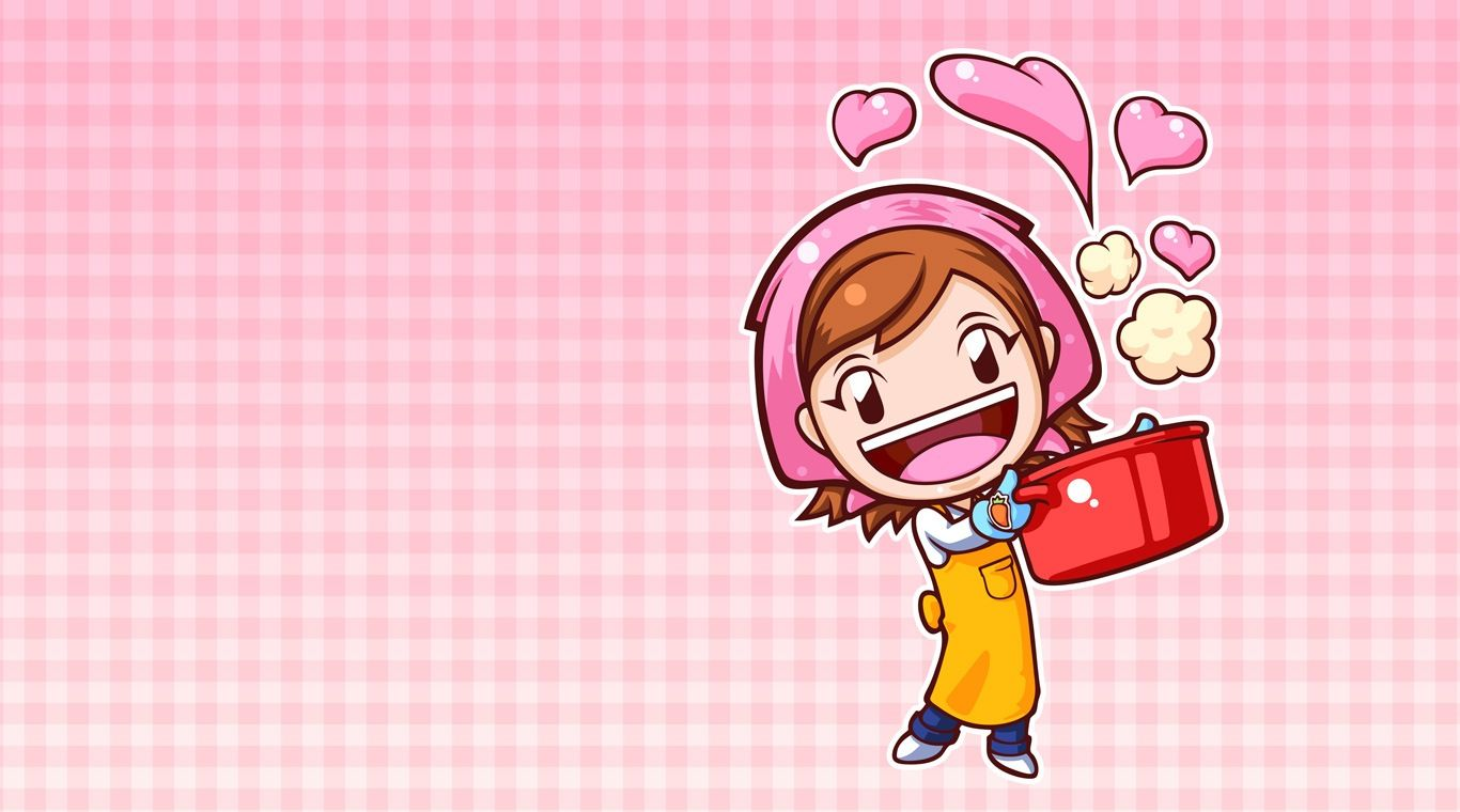 Cooking Mama banner