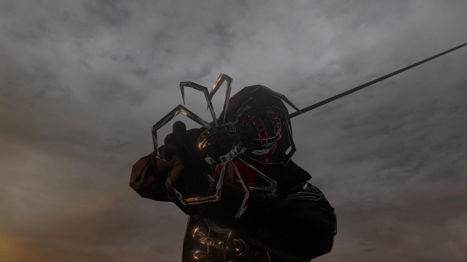 Dark Souls 2 arma Freja
