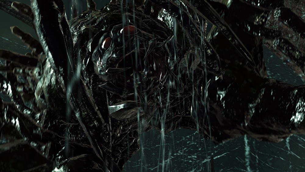 Dark Souls 2 Freja