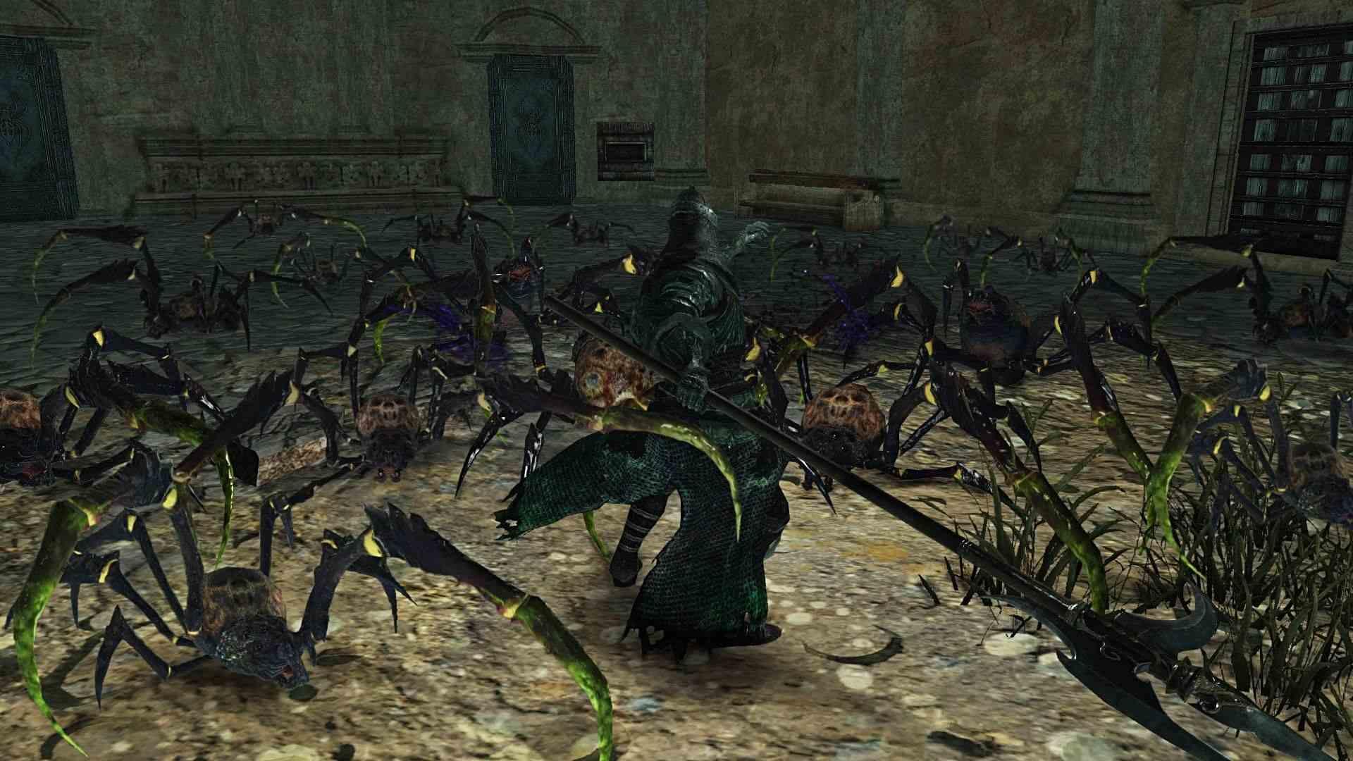 Dark Souls 2 Tseldora ragni