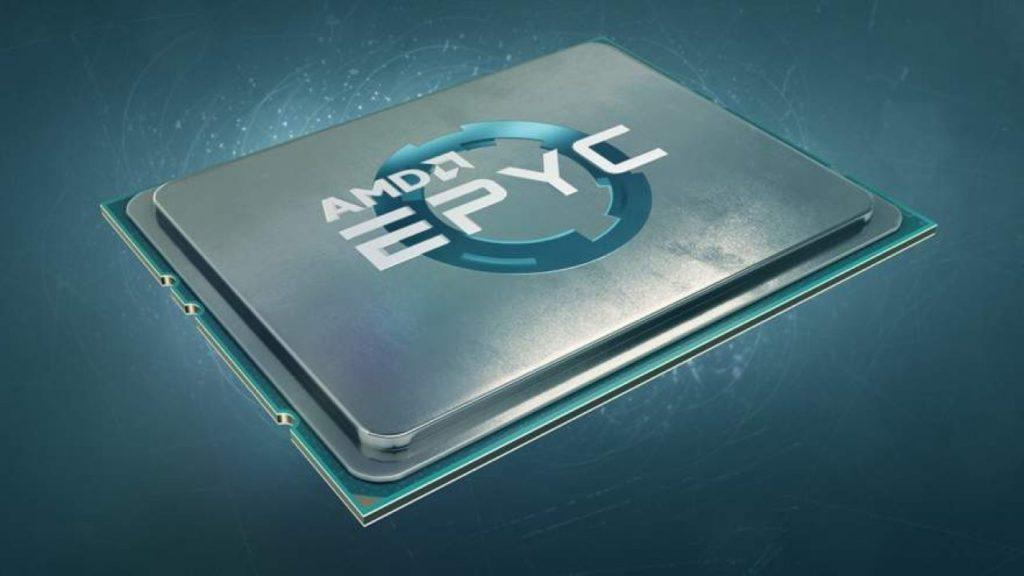 AMD EPYC 7742 64-cores