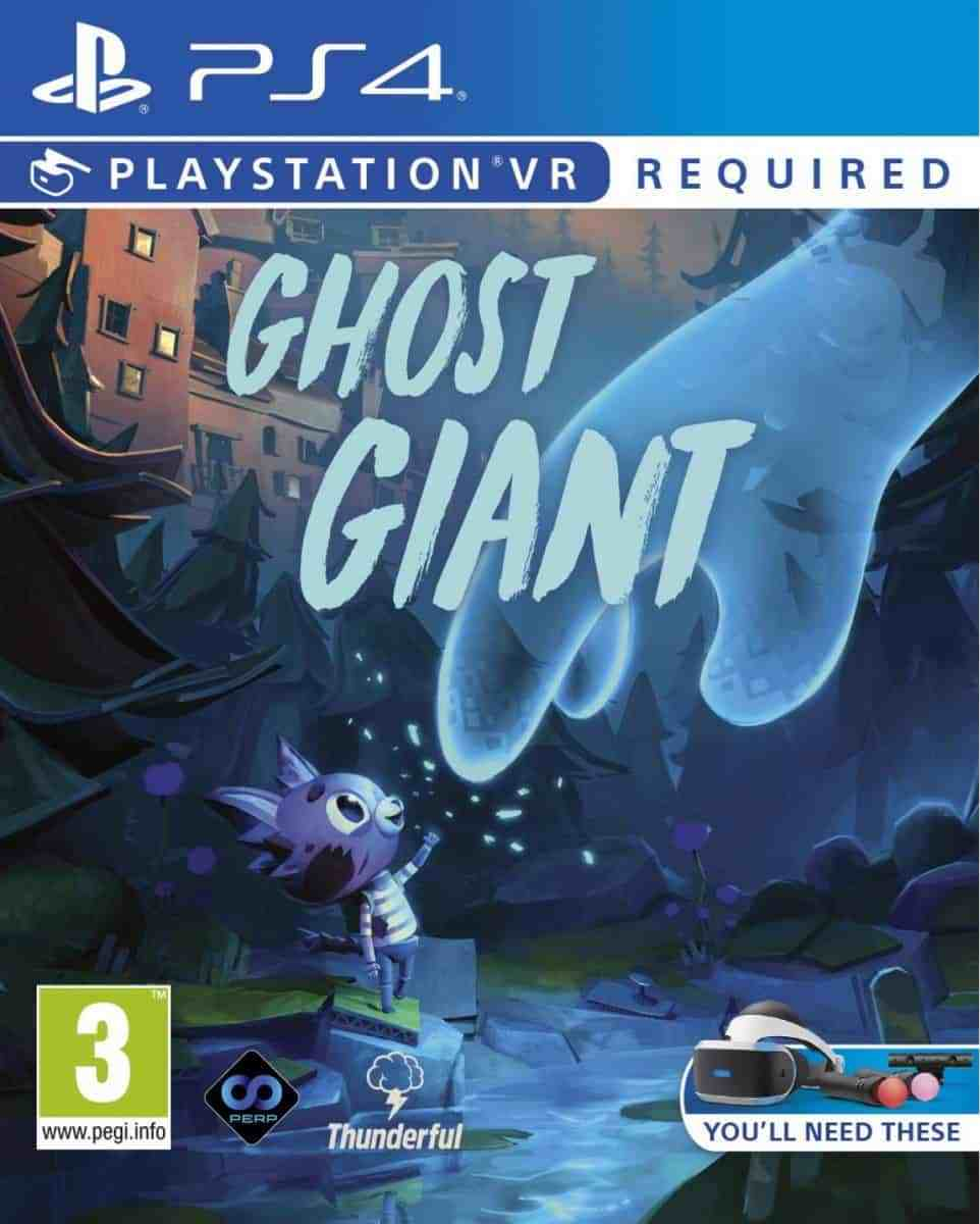 Cover Ghost Giant