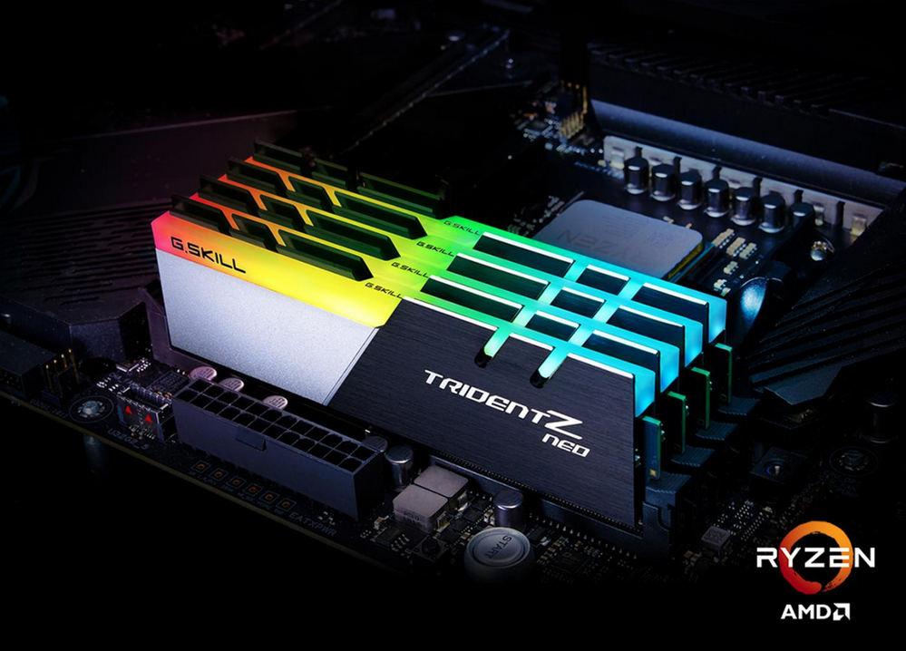 G.Skill new memory kit for X570