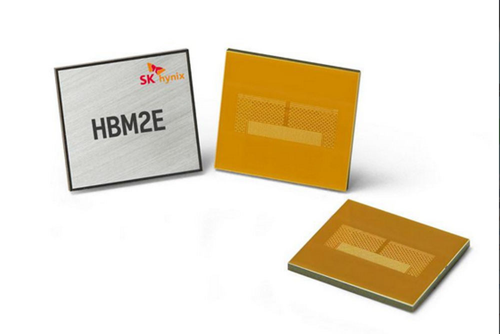 SK Hynix memoria HBM2E