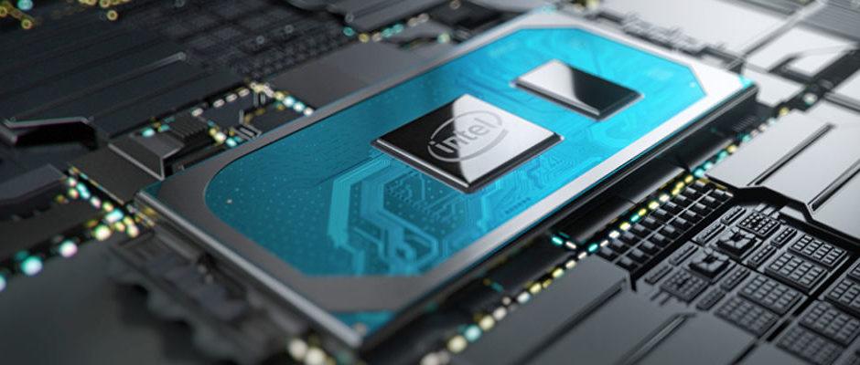 Intel lancia processori 10nm di decima generazione