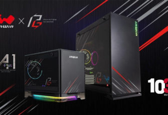 InWin A1 Plus e 103 Phantom gaming edition chassis