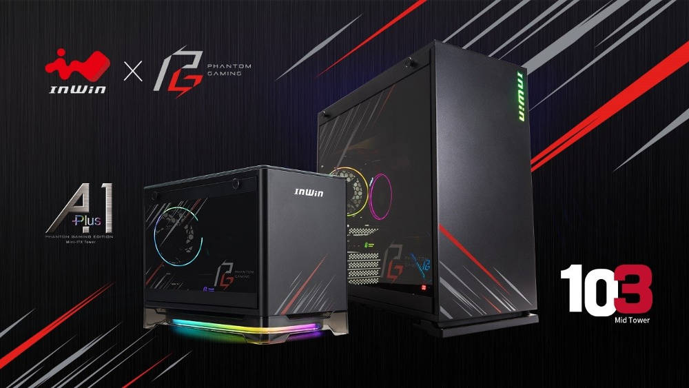 Nuovo chassis InWin A1