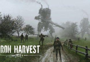 Iron Harvest: Nuovo trailer e data di uscita