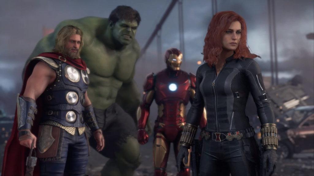 Marvel's Avengers trailer