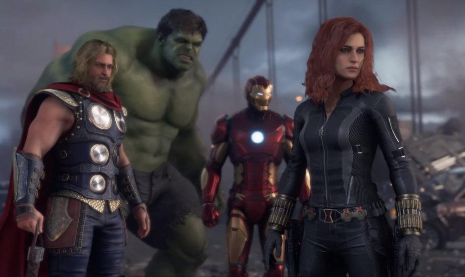 Marvel's Avengers: ecco Thor, Dio del Tuono