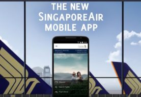 SINGAPORE AIRLINES lancia nuova App Mobile