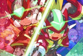 Mega Man Zero/ZX Legacy Collection compare sul PS Store