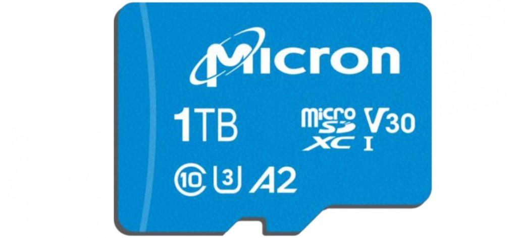 Micron 1z nm process
