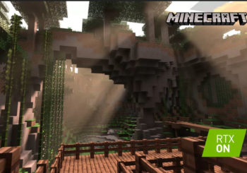 Minecraft avrà ray-tracing con schede Nvidia RTX
