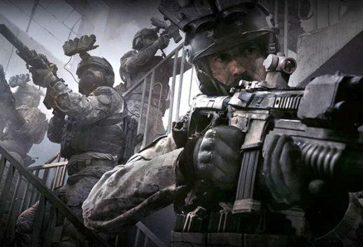Modern Warfare: mouse e tastiera su console