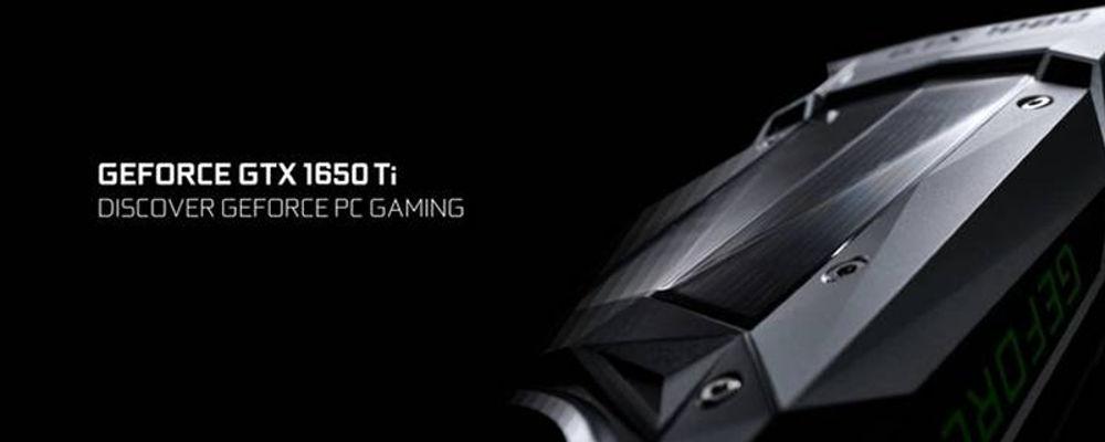 Nvidia GreForce 1650TI