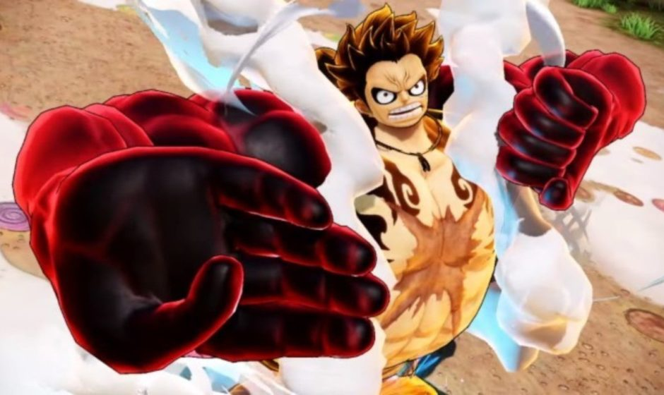 One Piece Pirate Warriors 4: Ecco il nuovo trailer