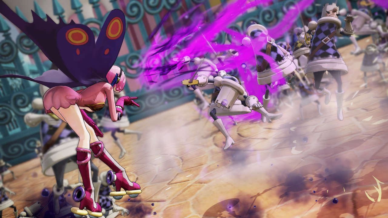 Bandai Namco 2020 one piece pirate warriors 4