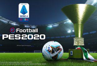 eFootball PES 2020 avrà la licenza della Serie A!
