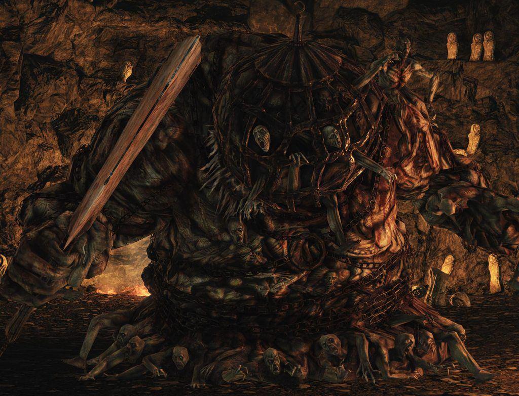 Putrido Dark Souls