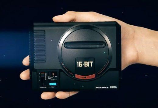 SEGA Mega Drive Mini - Provato