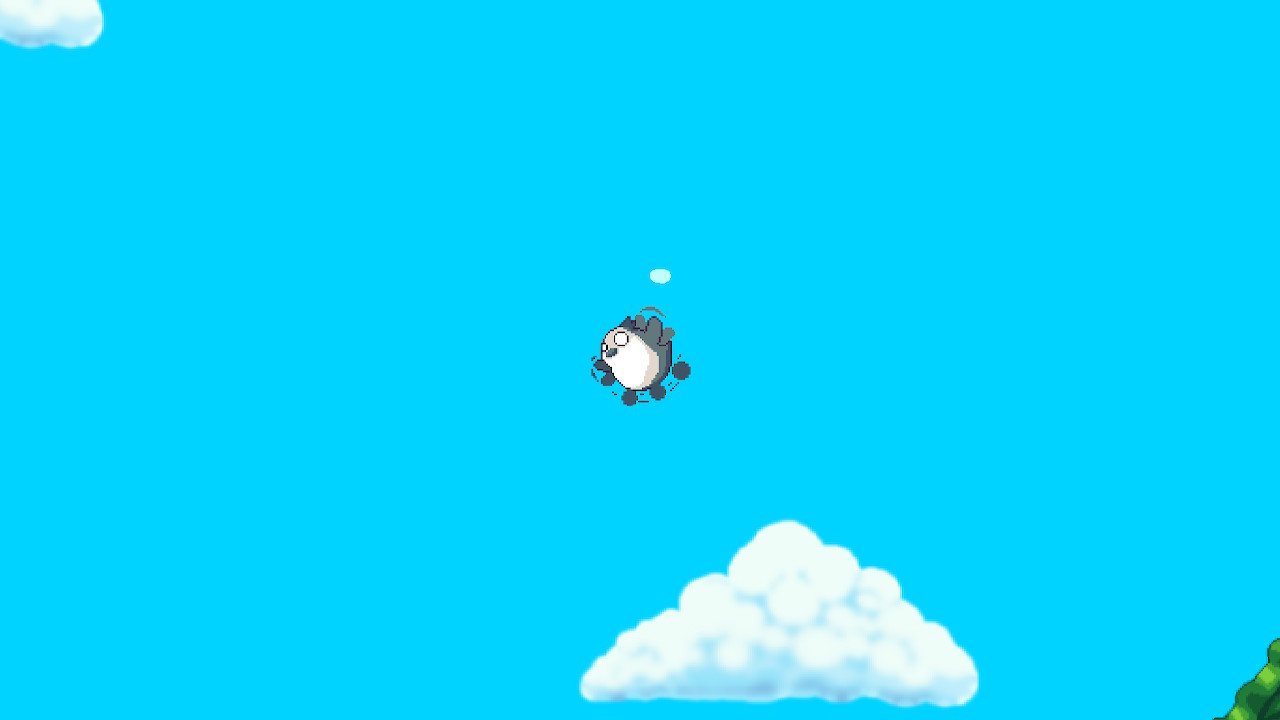 Songbird Symphony salto