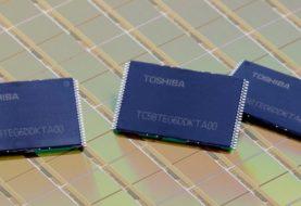 Toshiba annuncia il nuovo standard NAND PLC