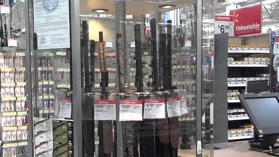 Walmart armi