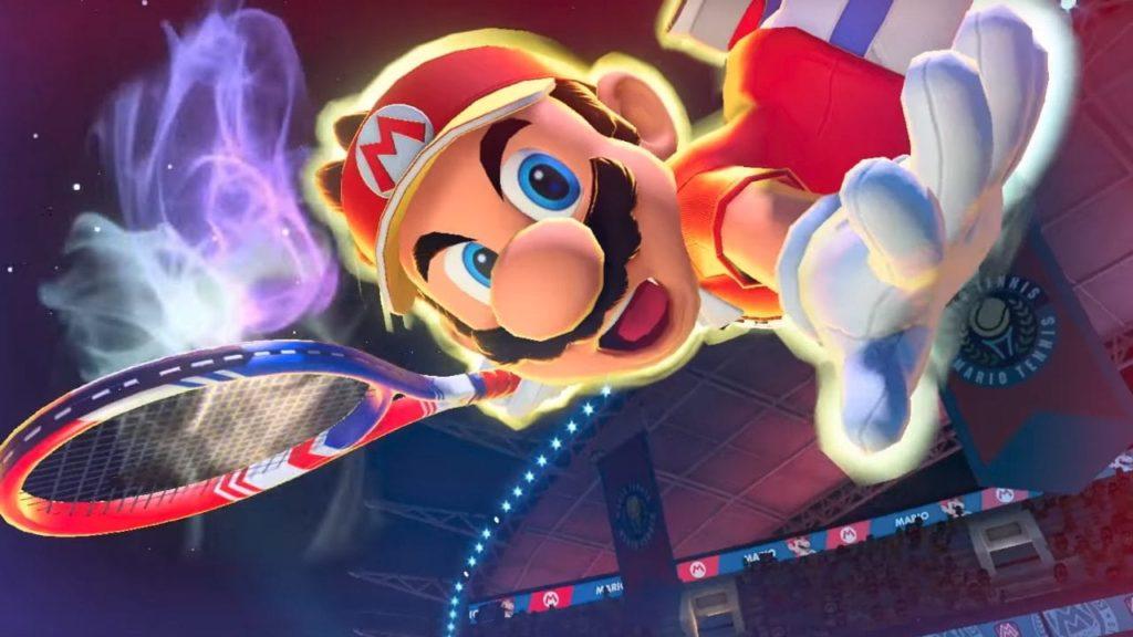 Mario tennis aces gratis