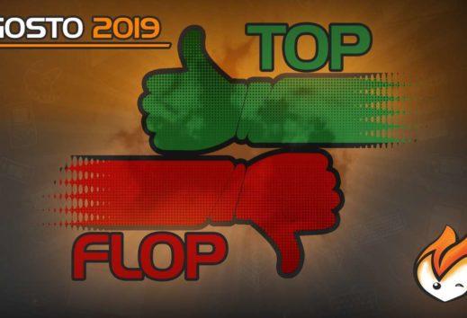 GameSource Awards - Top & Flop di agosto 2019