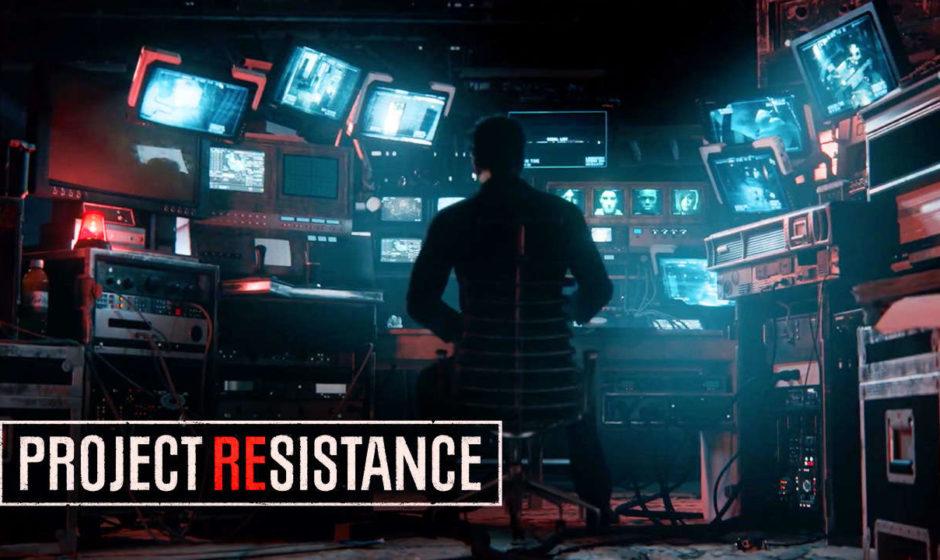 Confermato il single player per Project Resistance