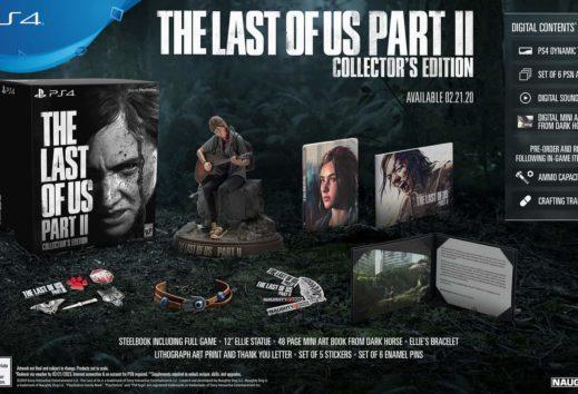 The Last of Us Part II: prezzo collector's edition