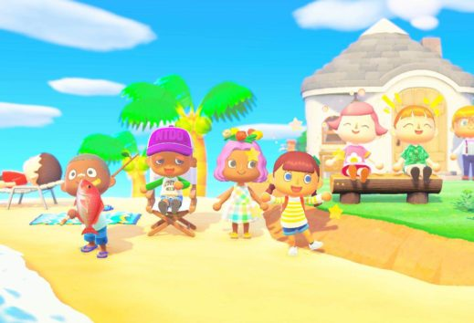 Animal Crossing New Horizons: ecco Isola Deserta