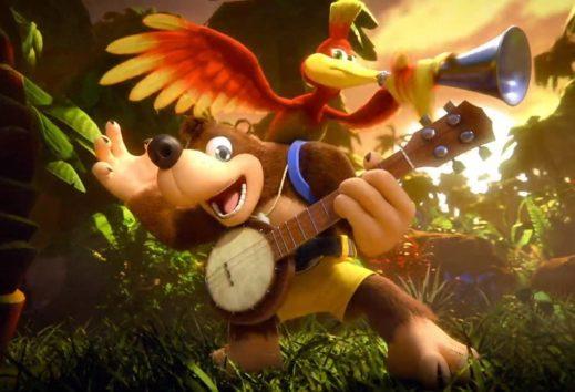 Super Smash Bros. Ultimate - Ecco Banjo e Kazooie