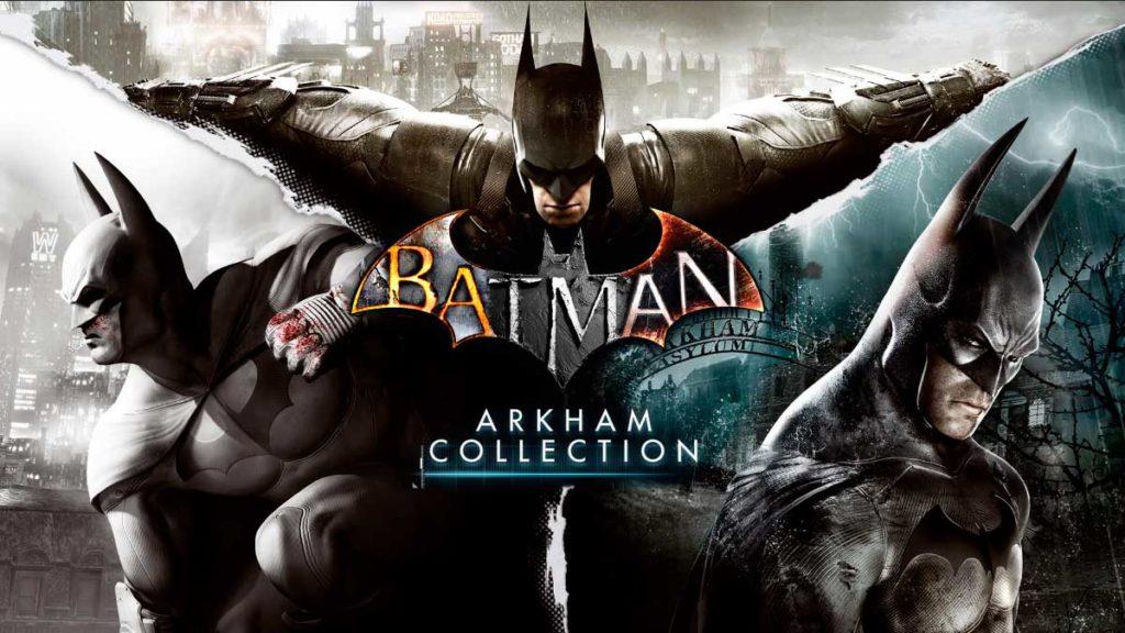 Batman: Arkham Collection Gratis Epic Games Store
