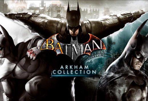 Batman: Arkham Collection - gratis su Epic Store