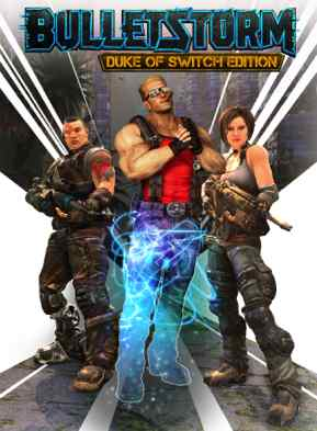 Cover Bulletstorm: Duke of Switch Edition