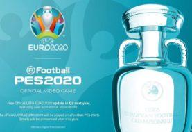 PES 2020: gli (E)uropei del 2020 giocati da Konami