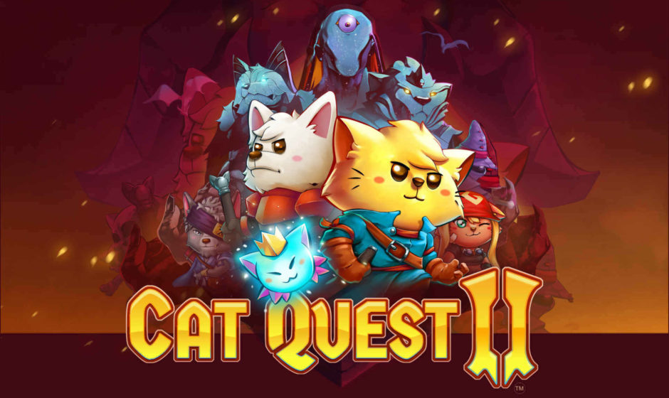 Cat Quest II: Provato - Gamescom 2019