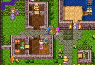Dragon Quest: ora i giochi classici sono su Switch
