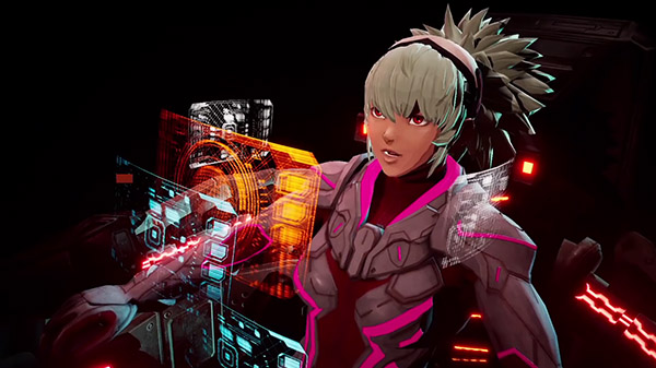 Daemon x Machina trailer personaggi