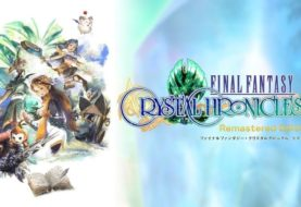Final Fantasy Crystal Chronicles Remastered rimandato