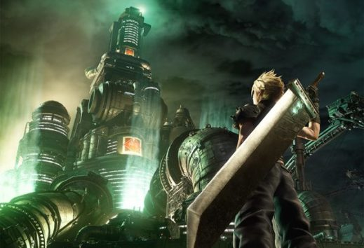 Final Fantasy VII Remake: mostrata una Key Art commemorativa