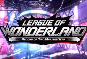 League of Wonderland: annunciata la data di uscita