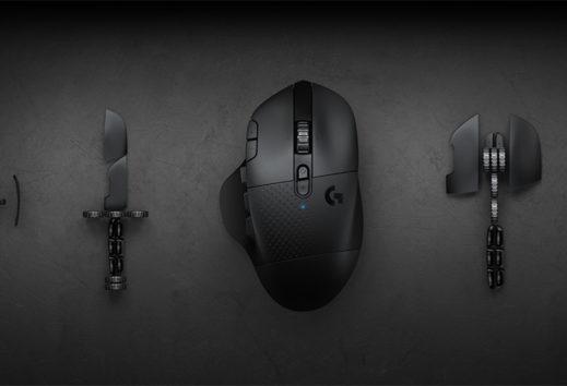 Logitech: annunciato il mouse G604 LIGHTSPEED
