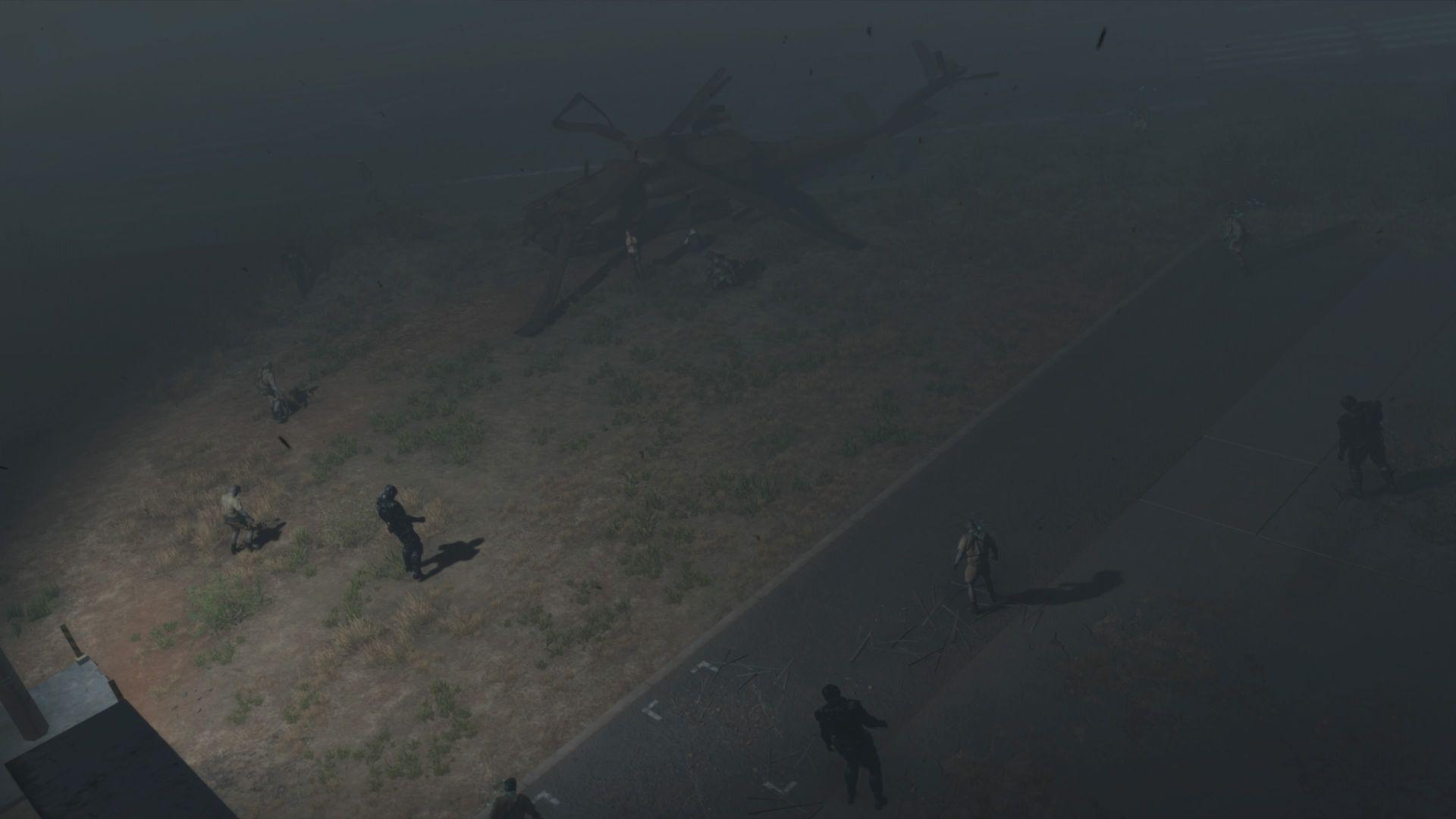 Metal Gear Solid V arena missione 29