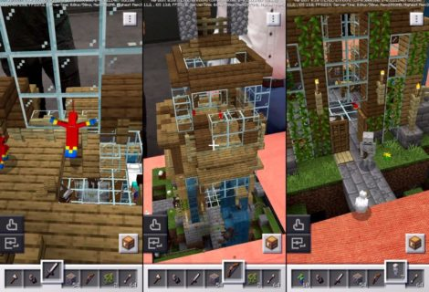 Minecraft Earth - Anteprima
