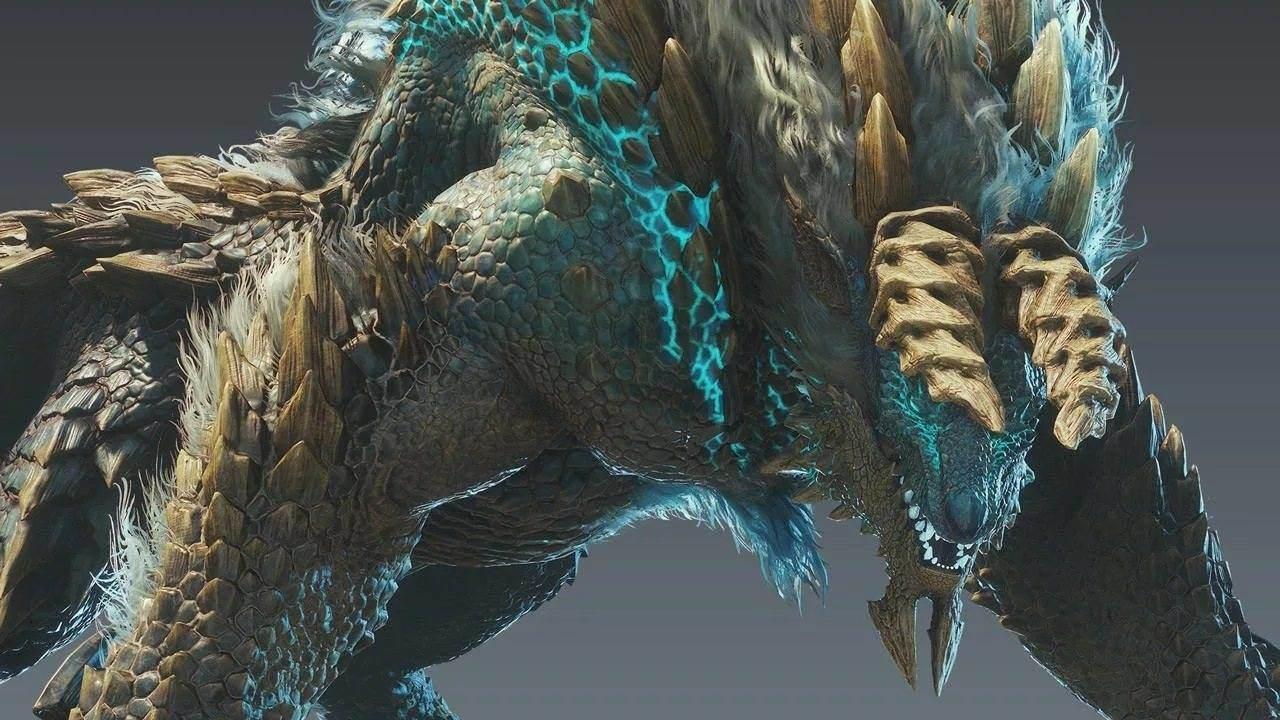 Monster Hunter World: Iceborne Zinogre