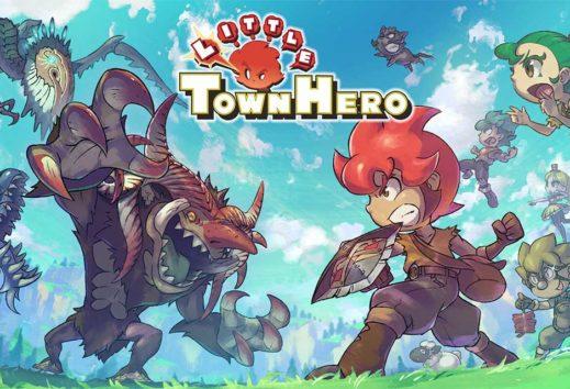 Little Town Hero: Nuovo trailer e data di uscita