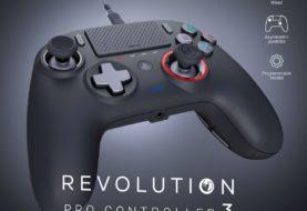 Revolution Pro Controller 3, l'evoluzione del pad